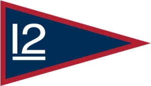 12 Metre Yacht Club Burgee