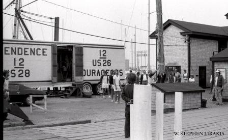 Bannister's Wharf 1977
