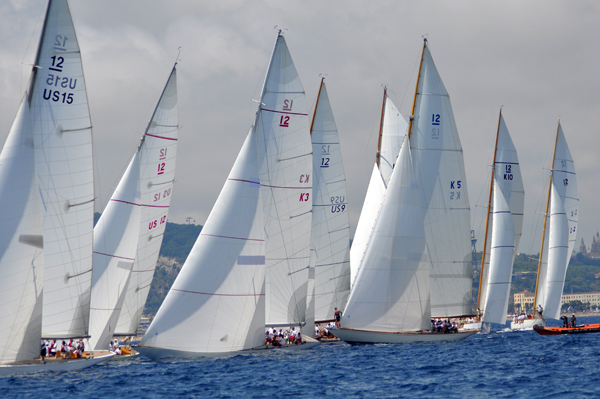 2014 12 Metre World Championship, Barcelona Spain - 071514