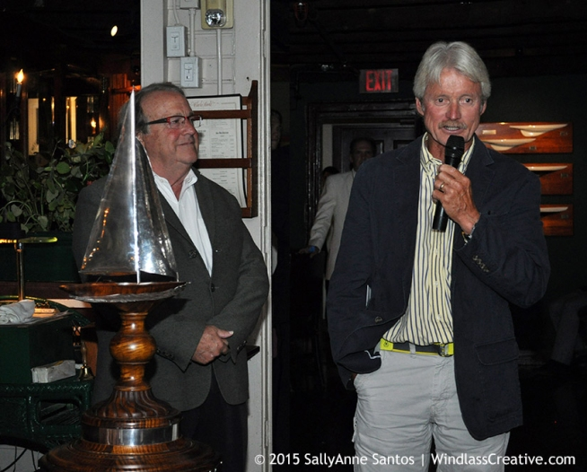 Herbert Marshall 2015 Ted Turner Trophy Recipient