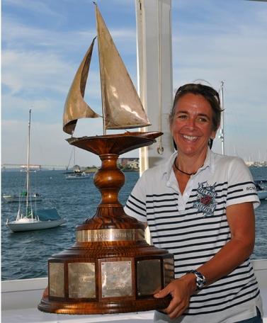 SallyAnne Santos - 2014 Ted Turner Trophy Recipient
