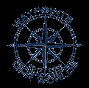 12mR Waypoints Series logo