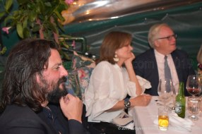 Bingo Gubelmann, Kate Gubelmann and Charles Dana
