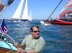 Michael Patterson, Newport Charter Fleet Rep