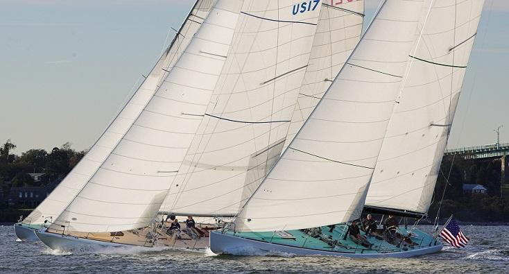 America's Cup Charters fleet