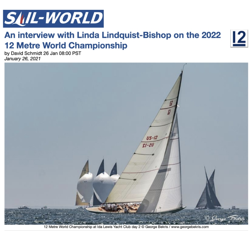 Sail-World feature Jan 26, 2021