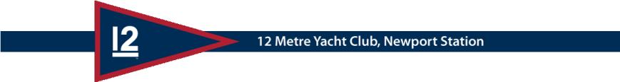 12 Metre Yacht Club, Newport Station